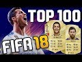 BREAKING DOWN THE FIFA 18 TOP 100 RATED PLAYERS