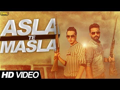 Asla Te Masla | Prabh Bisrao Ft. Harshit Tomar | 7Milestone Records | Official Music Video