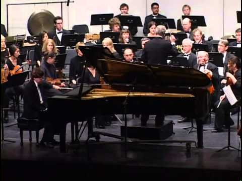 Gershwin Piano Concerto in F - Vytas Baksys Boston Civic Symphony