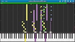 Synthesia 8.4 (Preview)  - Sing Sing Sing