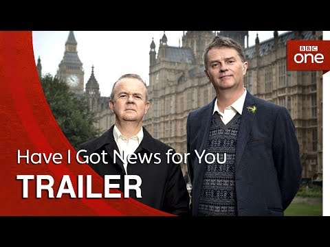 Have I Got News for You: Trailer - BBC One