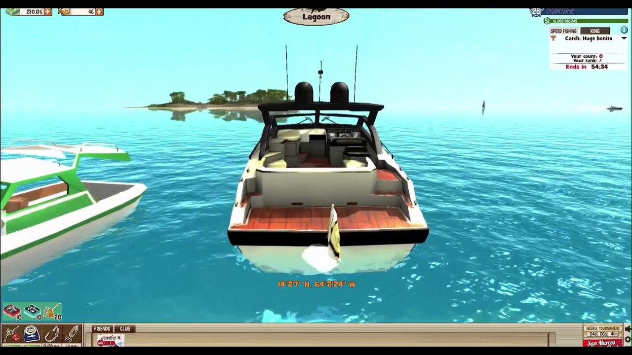 The fishing club 3d trailer youtube for The fishing club 3d