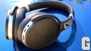 Video BEST NOISE CANCELLING UNDER $200? : Sennheiser 4.50BTNC Wireless REVIEW download MP3, 3GP, MP4, WEBM, AVI, FLV Juli 2018
