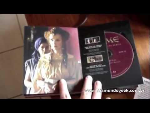 Blu ray Rome - THE COMPLETE SERIES BOX a venda na Loja Mundo Geek