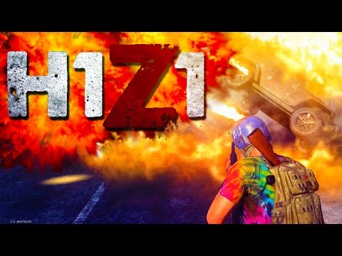 H1Z1 King of the Kill! -