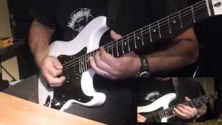 Lick of the week #005 Jake E Lee style in Am