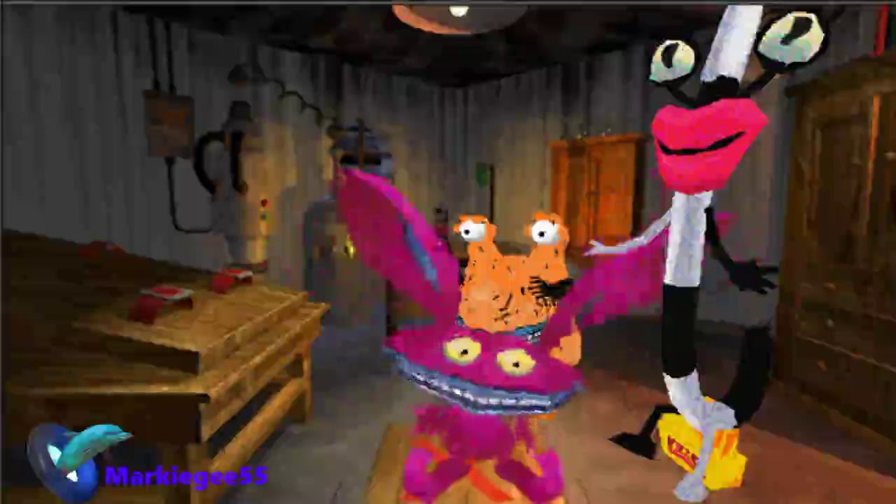 3dmm Aaahh Real Monsters In Scaring Youtube