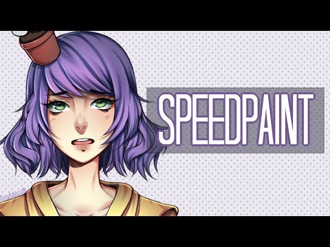Niwa 「Commission Speedpaint」