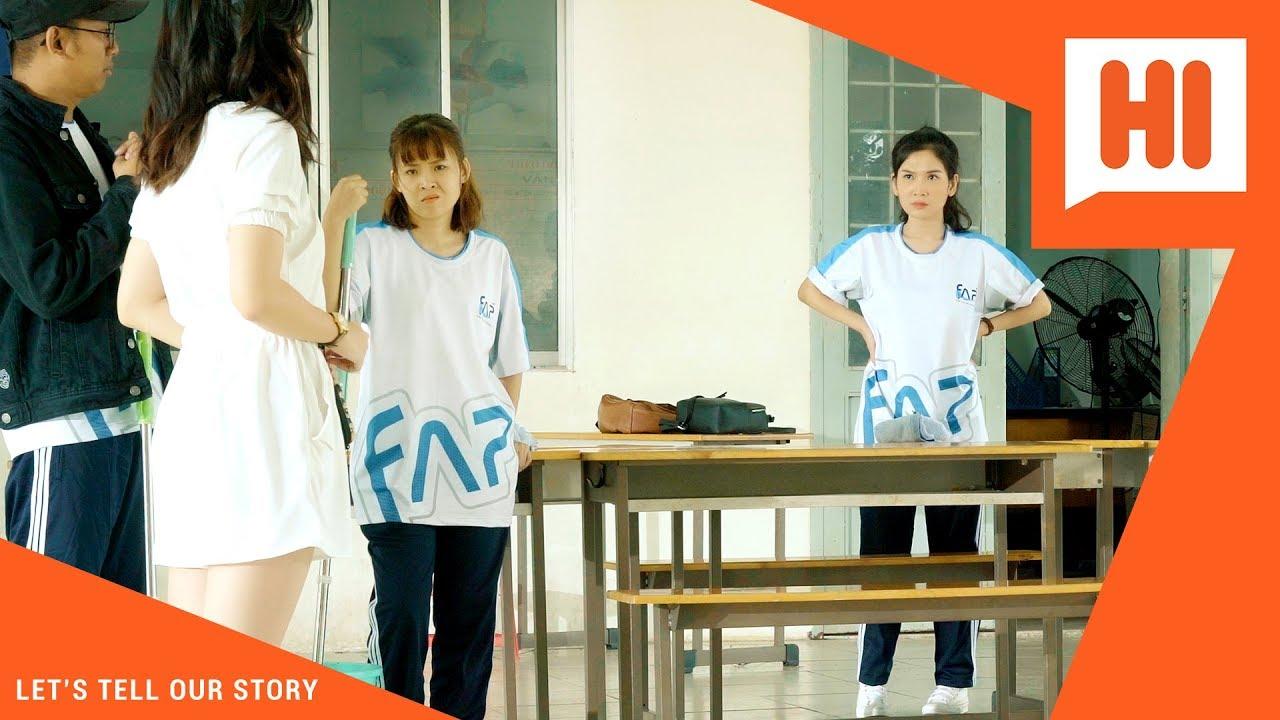 Sạc Pin Trái Tim - Tập 4 - Phim Tình Cảm | Hi Team - FAPtv