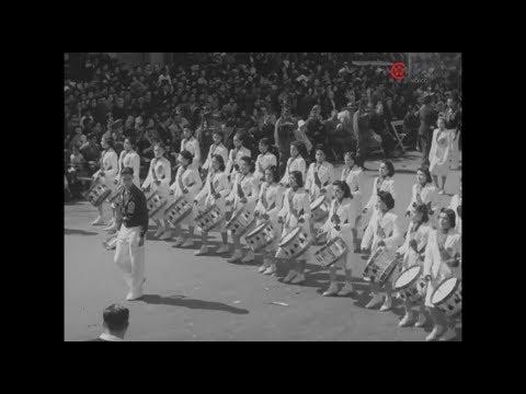 El desfile del 20 de noviembre de 1939