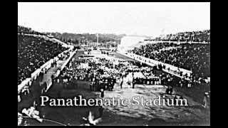 History of Olympic Stadiums 1896-1932