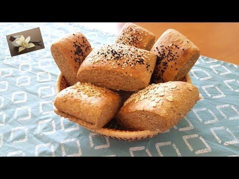 recette-de-pain-complet-/whole-wheat-bread-recipe-/-طريقة-تحضير-الخبز-الكامل-الصحي