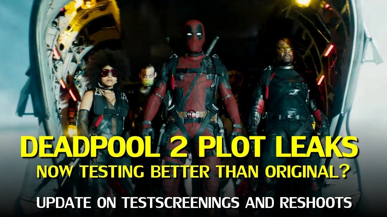 9 Things We Learned From the Deadpool 2 Trailer