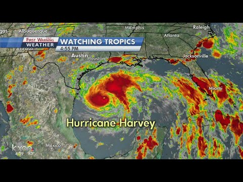Watching the tropics: Hurricane Harvey as a category 1