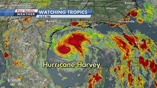 Watching the tropics: Hurricane Harvey as a category 1 thumbnail