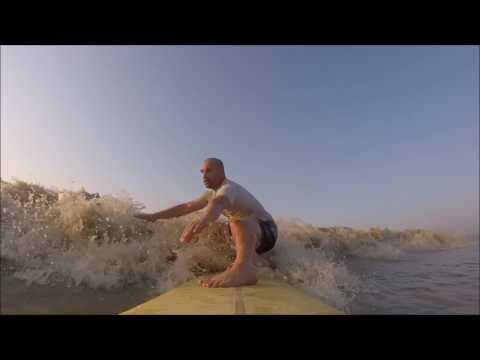 Myanmar surf trip to discover and surf the bore tide