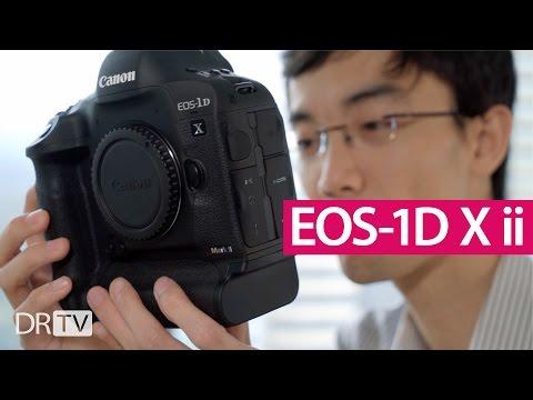 Canon EOS-1D X Mark II Unboxing