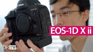 Canon EOS-1D X Mark II Unboxing