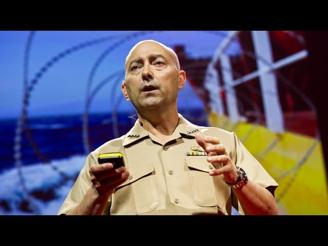 A Navy Admirals thoughts on global security - James Stavridis