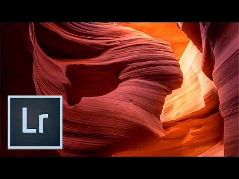 Creating Dynamic Landscape Photographs Antelope Canyon