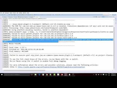 Consumir Webservice SOAP con Java