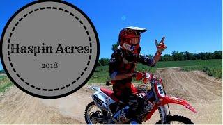 Haspin Acres Moto 2018