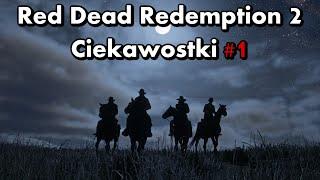 Red Dead Redemption 2 - Ciekawostki #1 - UFO, polski akcent, seryjny morderca i nie tylko