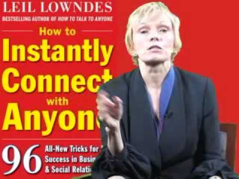 how to magically connect with anyone