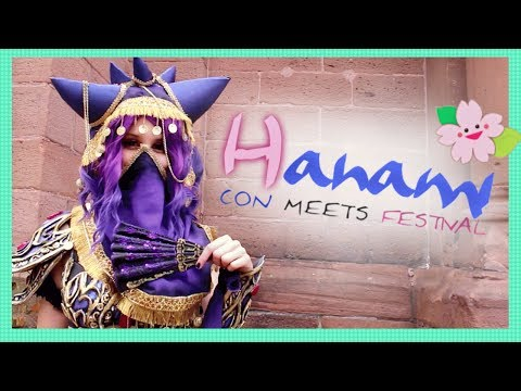 Hanami 2017 Ludwigshafen - Good & Evil