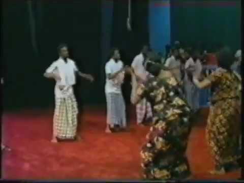 Djibouti Somali/Afar Folk Dances by Group 4 Mars + France World Festival  ( part 2) POUNT