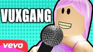 VuxVux - VUXGANG (Roblox Rap Musikvideo) ft. Kayla