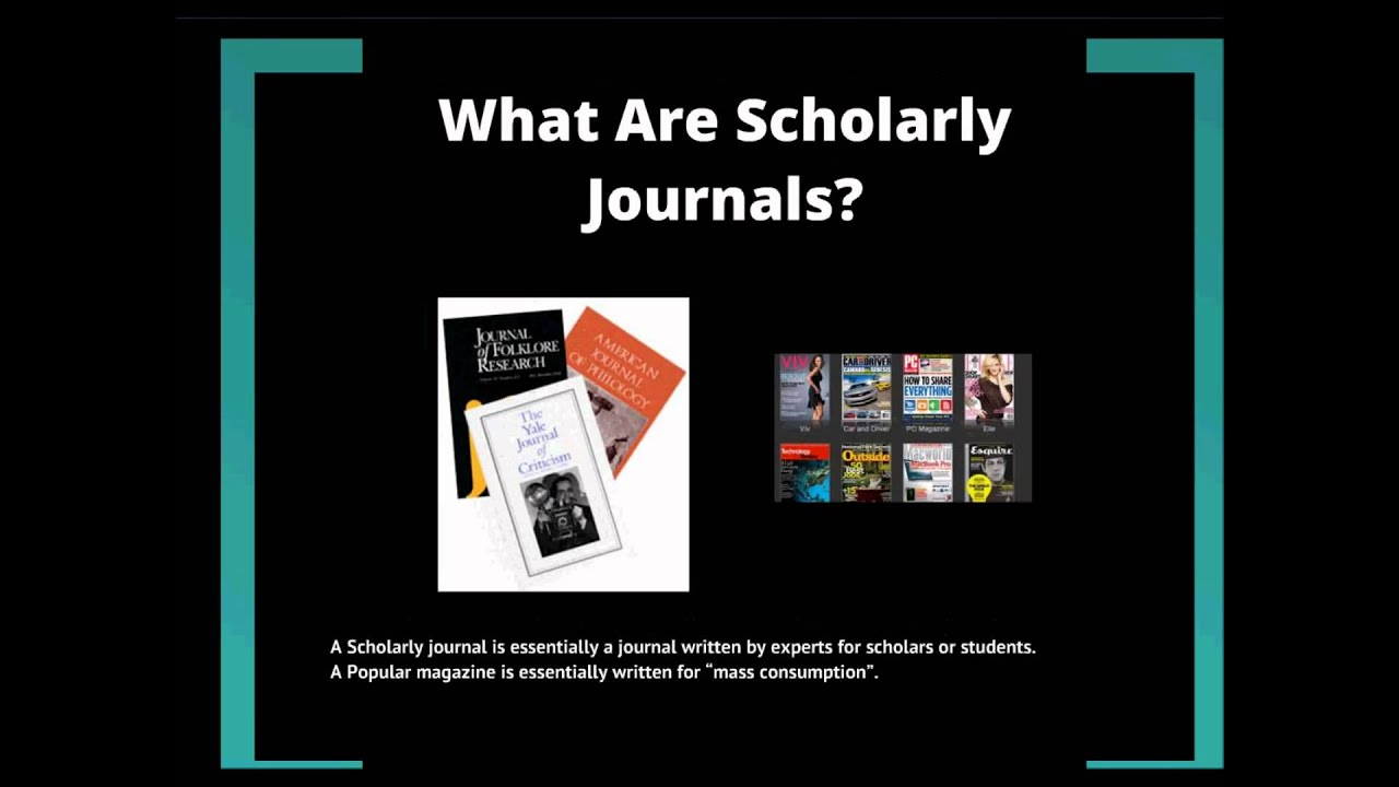 scholarly article versus popular media Popular articles reflect the tastes of the general public and are often meant as entertainment sensational and tabloid articles intend to arouse strong curiosity, interest, or reaction they do not follow the standards of journalistic ethics.