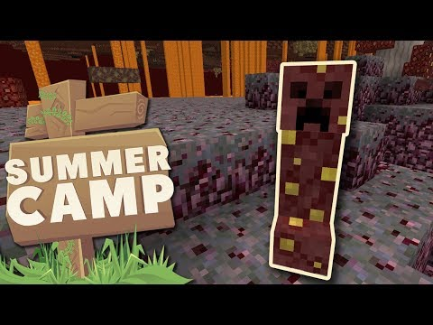 Summer Camp - Fire Ghosts! - Ep 5