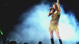 Taylor Swift -  Sparks Fly Live at Speak Now World Tour HD