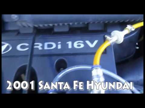 SANTA FE HYUNDAI  By: Dazo Water Fuel Hydrogen Technology Philippines