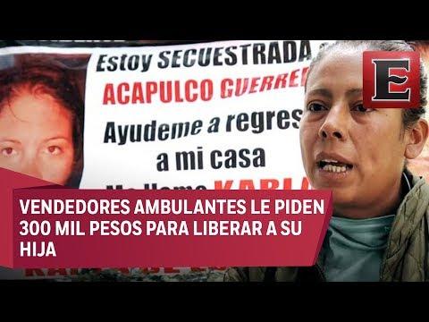 Raptan a su hija en Acapulco para prostituirla