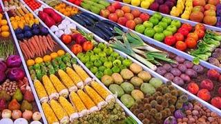 Обзор цен на овощи и фрукты в США. North Carolina.