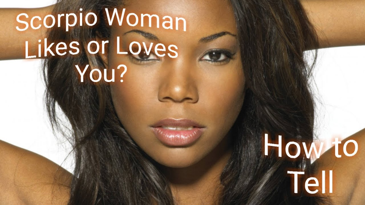 Scorpio Woman Likes or Loves You? 7 Tips on How to Tell