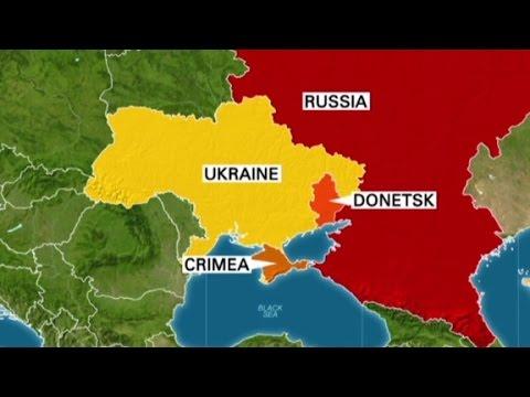 Ukraine: Rebels shot down military plane