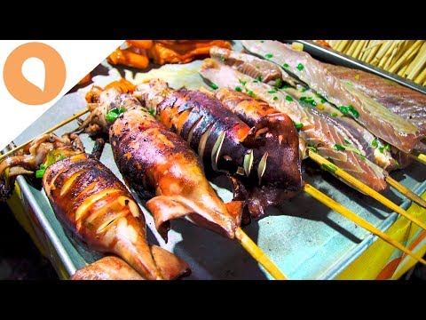 SAMPLING ALL THE FLAVORS OF THE PHILIPPINES: ROXAS NIGHT MARKET