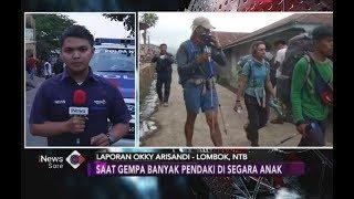 Pasca Gempa Lombok, 100 Pendaki Gunung Rinjani Asal Thailand Masih Terjebak - iNews Sore 30/07