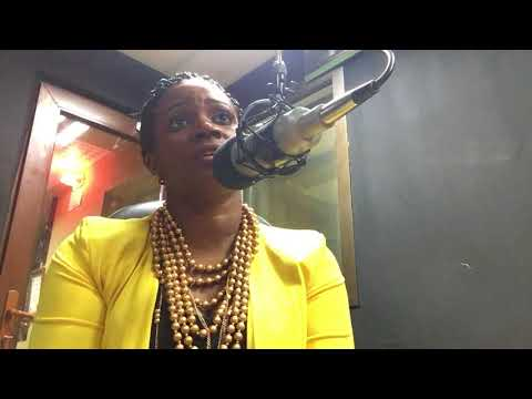 Pastor Cher in Ghana - Sunny 88.7 FM Radio Interview
