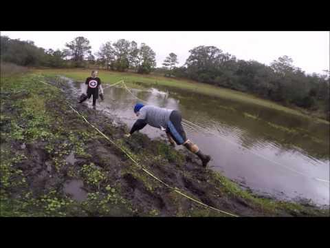 ON THE TRAIL - Devil's Dash 5K - Williston, FL - (January 2017) - Mud Run Finder