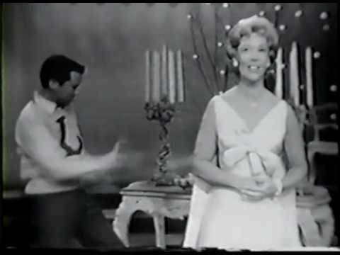 Vintage 1961 Dinah Shore New Years Eve Show Nat King Cole, Ginger Rogers, & George Burns