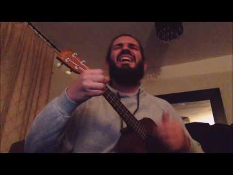 graveyard train - ballad for beelzebub - ukulele cover