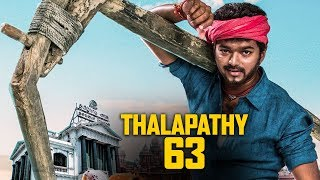 Thalapathy 63 OFFICIAL Launch | Thalapathy Vijay | Atlee | AGS