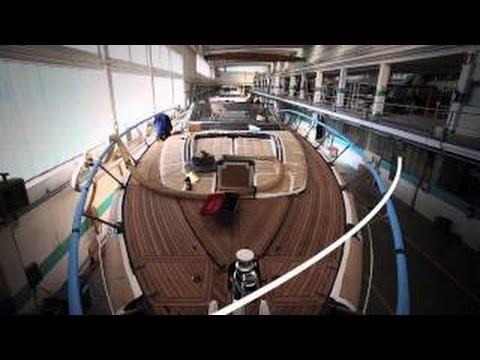 Luxury Yachts - Ferretti Group: Theorem of Talents
