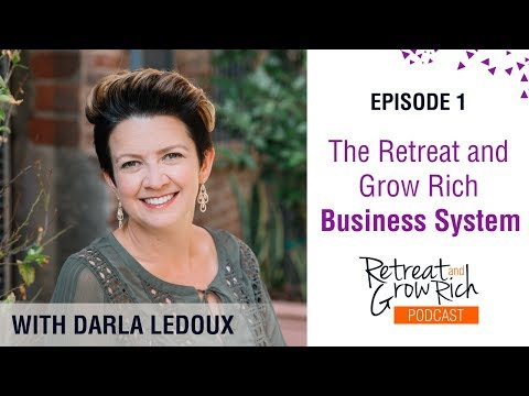 The Retreat and Grow Rich Business System