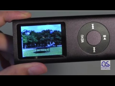 REVIEW: G.G.Martinsen 16 GB Slim MP4 Player
