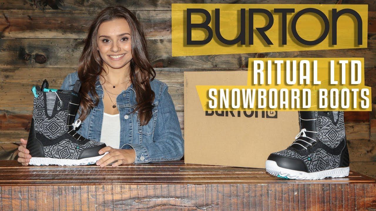 Burton Ritual LTD TqBoc